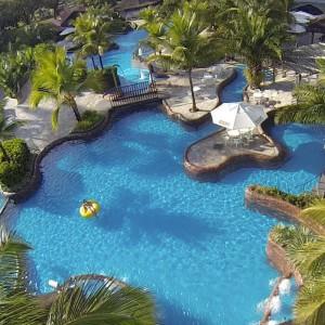 Imagem representativa: Lagoa Termas Parque um dos melhores parques aquáticos de Caldas Novas | Conhecer Agora