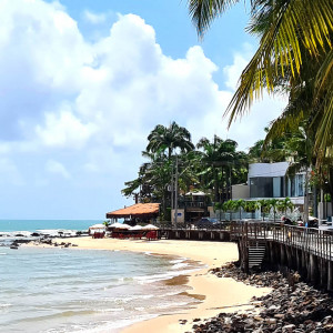 Imagem representativa: Praia do Centro | Conheça Agora | Dica de turismo na Praia de Pipa
