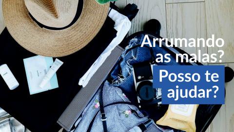Imagem representativa: Nesse post vou te orientar a melhor forma de chegar no seu destino com as roupas impecáveis.