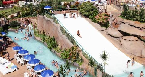 diRoma Acqua Park em Caldas Novas GO