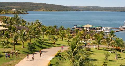 Náutico Praia Clube em Caldas Novas GO