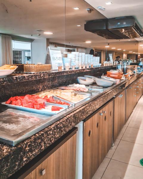 Café da Maré | Ritz Suítes Temporada | Aluguel de temporada a beira mar em Maceió AL