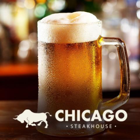 Imagem representativa: Todo sabor da comida americana em Caldas Novas no Chicago Steak House em Caldas Novas | Conhecer Agora