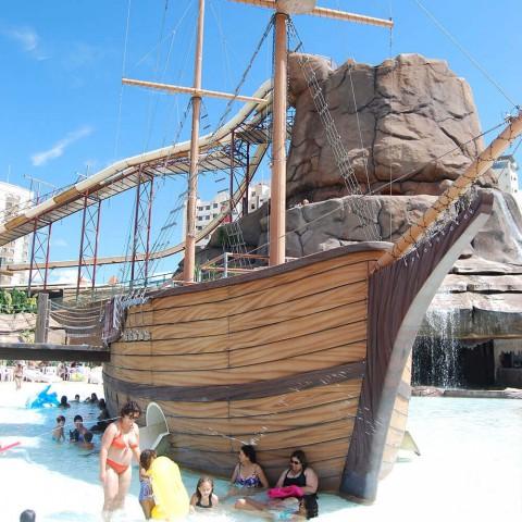 Imagem representativa: diRoma Acqua Park um dos melhores parques aquáticos de Caldas Novas | Conhecer Agora
